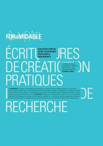 FORuMIDABLE_Affiche